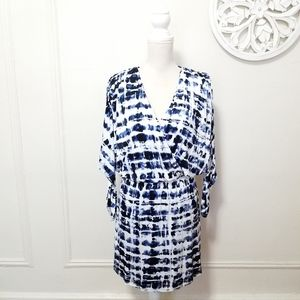 Parker size M printed dress